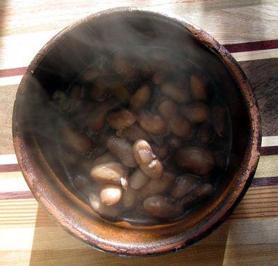 Snowcap-beans-cooked